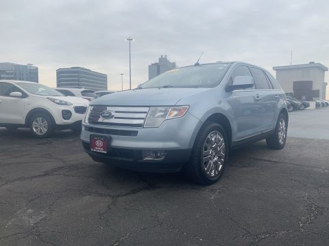 Pre-Owned 2008 Ford Edge